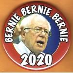 Sanders  7G  - Bernie Bernie Bernie  2020  Campaign Button