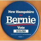 Bernie Sanders Campaign Buttons (12)
