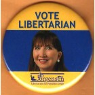 3rd Party Campaign Buttons (77)