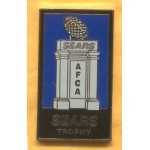AD 12A - SEARS AFCA SEARS Trophy Lapel Pin