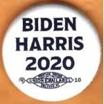 Biden 18B  -  Biden  Harris 2020   Campaign Button