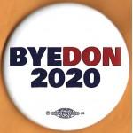 Biden  12E  - BYEDON 2020  Campaign Button