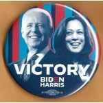 Biden 20D  - Victory Biden Harris  (Minnesota) Campaign Button