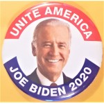 D2020 20G  - Unite America  Joe Biden 2020  Campaign Button