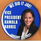 Kamala Harris Campaign Buttons