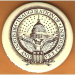 Carter 11H -  Inauguration Of President And Vice President Carter Mondale Campaign Button