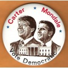 Jimmy Carter Campaign Buttons