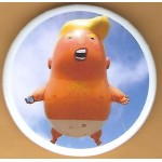 Cause 11G  - (Baby Balloon Trump) Campaign Button