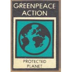Cause 44B - Greenpeace Action Protected Planet Button