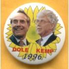 Bob Dole Campaign Buttons