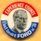 Gerald Ford  Campaign Buttons (11)