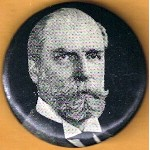 Hughes 4A - (Charles Evans Hughes) Campaign Button