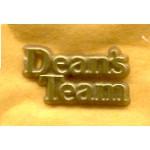 NJ 38B - Dean's Team Plastic Lapel
