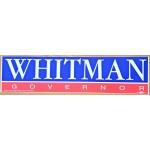 NJ 28Q - Whitman Governor  Bumper Sticker