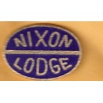 Nixon 37C - Nixon Lodge Lapel Pin
