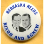 Richard Nixon Campaign Buttons (44)