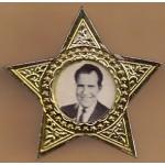 Nixon 88D - (Nixon) Campaign Pinback