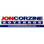 NJ 51C - Jon Corzine Governor Bumper Sticker