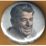 Reagan 10P - (Ronald Reagan) Campaign Button