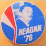 Reagan 51E -  Reagan '76 Campaign Button