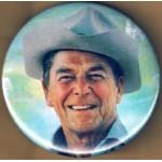 Reagan 9H - (Ronald Reagan) Campaign Button