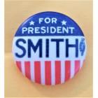 Al Smith Campaign Buttons (2)