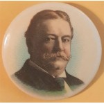 Taft 5J - (William Howard Taft) Campaign Button