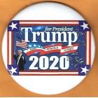 Donald Trump Campaign Buttons (72)